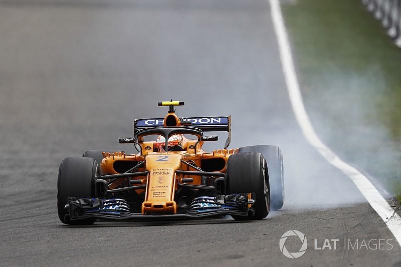 Vandoorne considera que McLaren no ha progresado en 2018