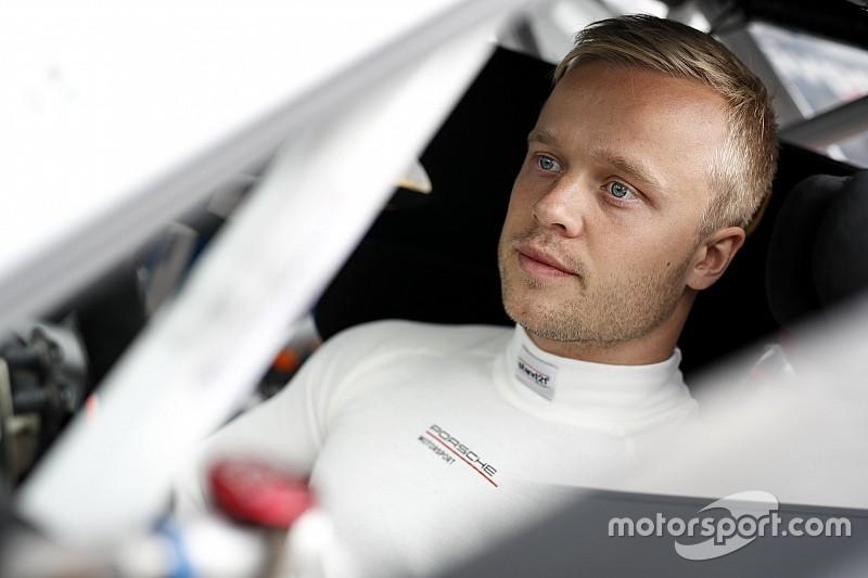 Rosenqvist confirmado como el compañero de Dixon en Ganassi