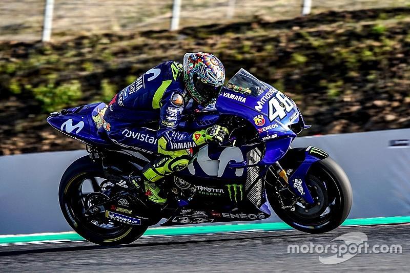 """Rossi: """"Hemos probado muchas cosas en el test, pero nada para Austria"""""""