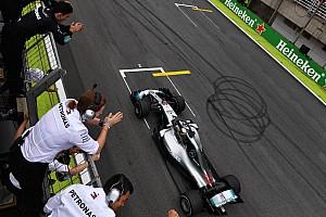 «Бонусні» 9 мільйонів фунтів стерлінгів розділять між усіма співробітниками Mercedes