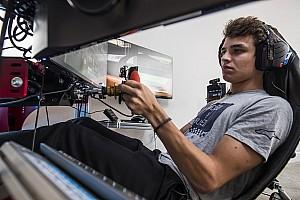 """Norris over simrace met Verstappen: """"Kan zeker van hem leren"""""""