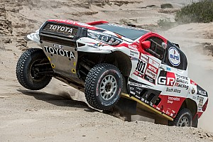 Al-Attiyah: Dakar win will boost Toyota involvement