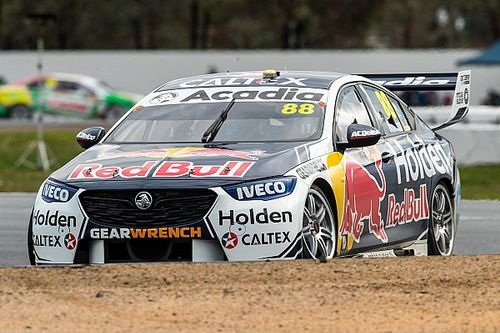 Holden and Red Bull renew Supercars deals