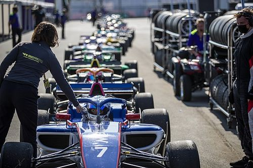 Top eight W Series drivers will automatically qualify for 2022 seats