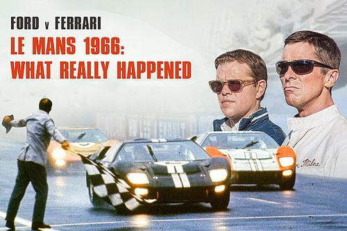 Ford v Ferrari revisited – separating Le Mans '66 fact from movie fiction