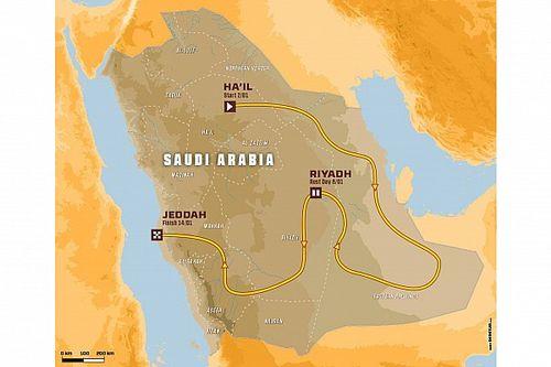 Dakar 2022: ancora in Arabia Saudita, ma nuova all'85%