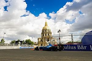 Formula E Jelentés a versenyről Formula E: Buemi nyerte a párizsi ePrix-t, tetemes előnnyel vezet összetettben!