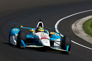 IndyCar Breaking news Chaves expects tougher second race for Harding