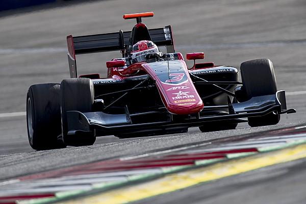 GP3 Red Bull Ring: Russell wint Race 1, dubbele pech voor Schothorst