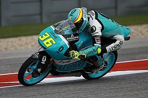 Moto3 Prove libere Jerez, Libere 2: sull'asciutto si rilancia Mir davanti a Fenati
