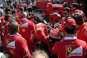 Formel 1 News Ferrari: Enthüllte Suzuka-Chaos leistungssteigernden Öltrick?