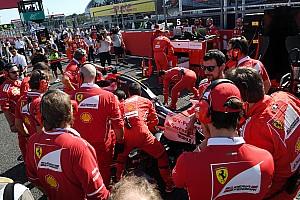 Formula 1 Breaking news Tim rival: Situasi Ferrari bisa bertambah