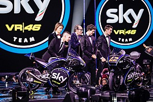 Sky Racing Team VR46 luncurkan livery anyar