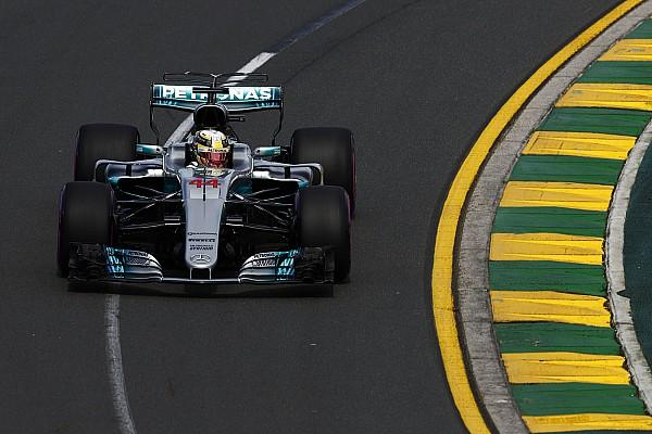 Формула 1 Репортаж з практики Гран Прі Австралії: Хемілтон залишає всіх позаду у другій практиці