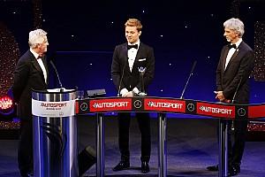 Formula 1 Breaking news Rosberg, Hamilton scoop top Autosport Awards