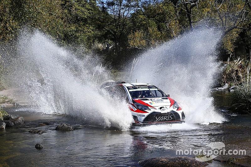 Les 20 meilleures photos de la fin du Rallye d'Argentine