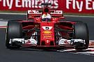 Formula 1 Hungarian GP: Ferrari dominates FP3, Ricciardo hits trouble