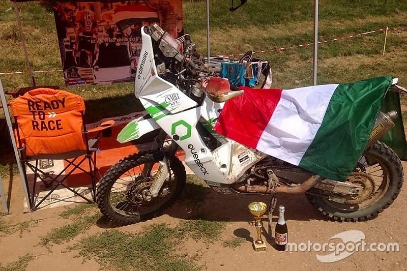 Magyar himnusz szólt Bulgáriában – Laller győzött a FIM Baja futamon!