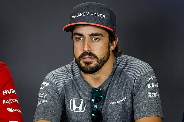 Formule 1 Interview Alonso :