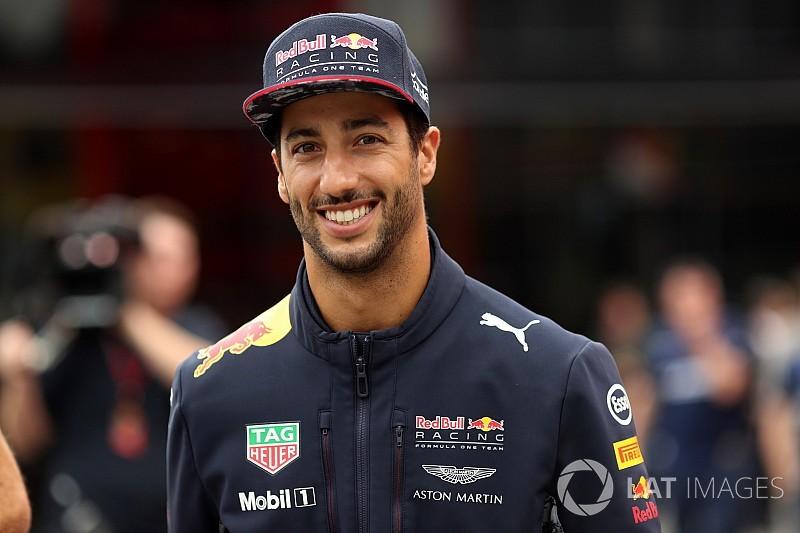 """Ricciardo Verstappennek: """"Ba**d meg..."""""""