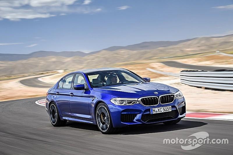 Nuova BMW M5, 4x4 o posteriore a scelta