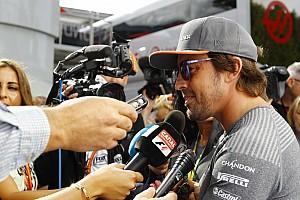 F1 Noticias de última hora Alonso dice que no ha pensado en su futuro durante las vacaciones