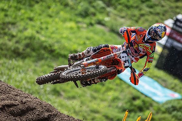 MXGP Reporte de la carrera Gajser renace y Prado vuelve a subirse al podio en el MXGP de Suecia