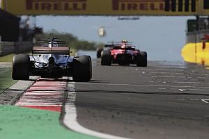 Raikkonen: Ferrari motor gücü açısından Mercedes'in gerisinde