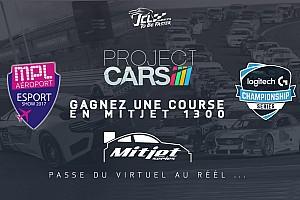 Jeux Video Actualités Une course en Mitjet à remporter au Montpellier eSport Show!
