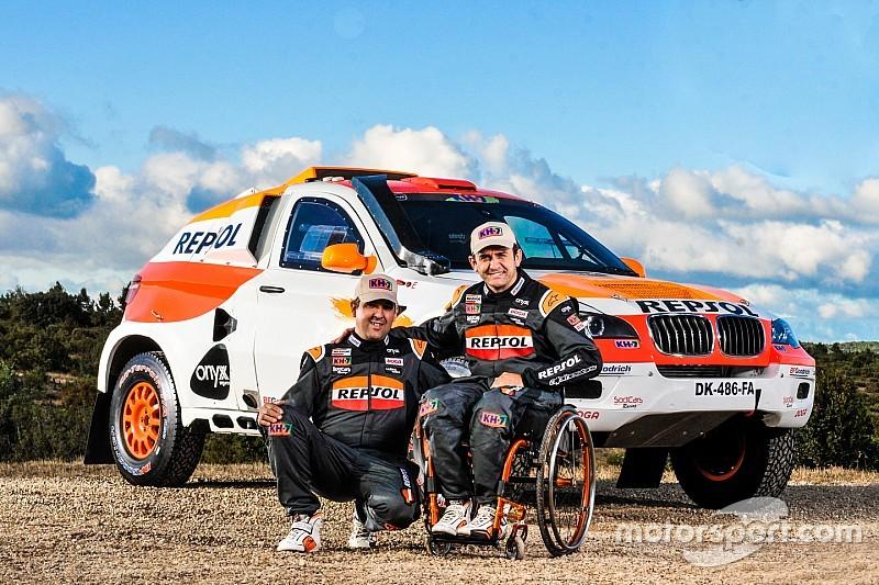 """Esteve: """"Mi discapacidad ya no es un problema para ser competitivo"""""""
