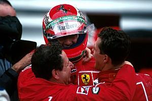 Формула 1 Ностальгія 20 років тому: поворотна перемога Ferrari у Монако