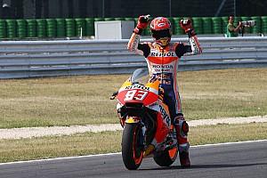 MotoGP Noticias de última hora Márquez confía en su ritmo de cara a la carrera en Misano