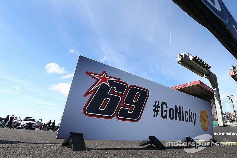 Les sports mécaniques rendent hommage à Nicky Hayden