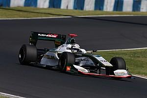 Super Formula Отчет о гонке Лоттерер выиграл гонку Суперформулы в Окаяме, Гасли попал в аварию