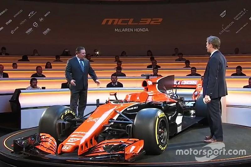 McLaren, Brown: