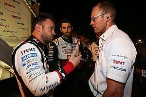 Le Mans 速報ニュース 【ル・マン24h】トム・クリステンセン 「9号車の事故はラピエールの判断ミスが原因」