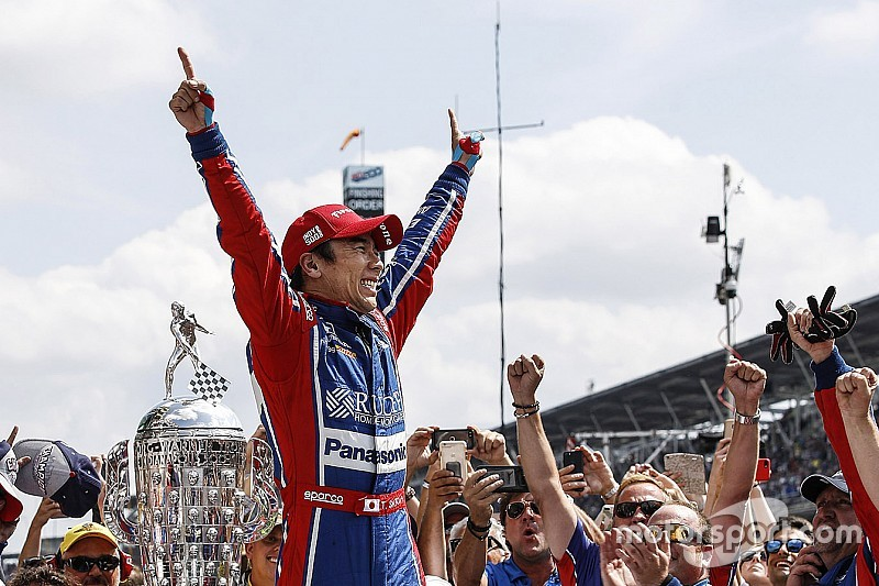 How Sato's Indy win made a fool of this skeptic