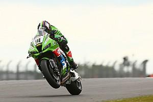 WSBK Réactions Haslam apporte à Kawasaki Pucetti Racing son premier podium