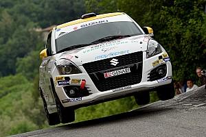 Rally Gara  Suzuki Rally Cup: il decimo campione è Simone Rivia