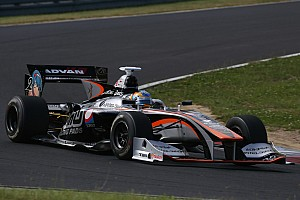 Super Formula Résumé de course Ishiura gagne à Fuji, Gasly dans le top 5