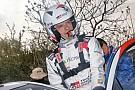 ES1 - Hänninen leader avant le vrai départ du rallye