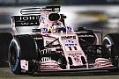 Force India avrà in Malesia novità aerodinamiche e un motore evoluto
