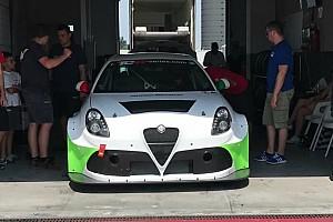TCR Italia Ultime notizie V-Action sceglie Giacomo Altoè per la sua seconda Alfa Romeo