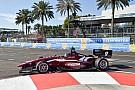 Indy Lights Aaron Telitz sorprende e conquista la vittoria in Gara 1 a St Pete
