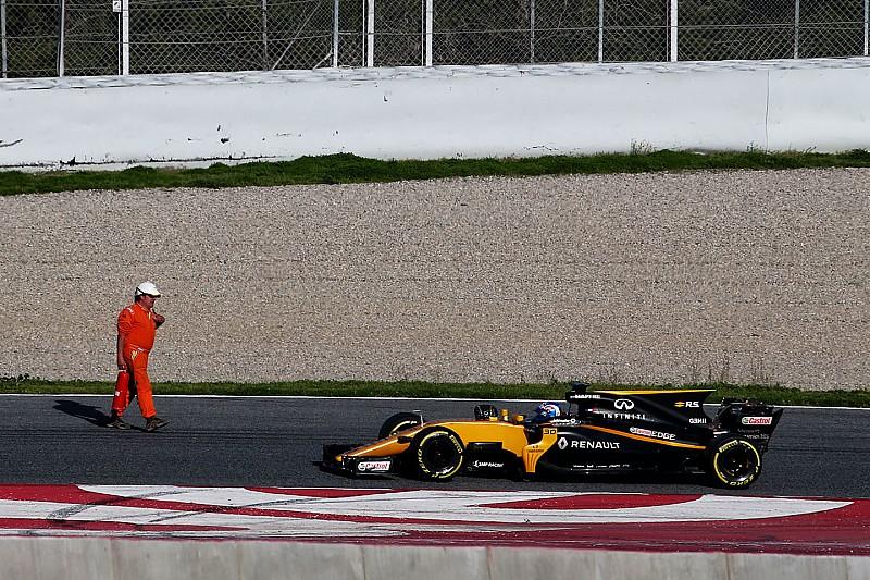 """Renault asegura que los test han """"magnificado"""" el problema del ERS"""