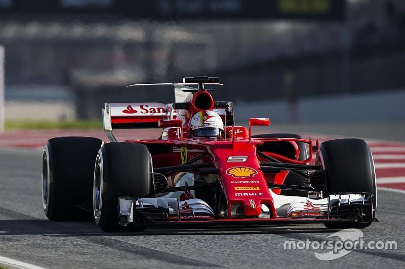 Sebastian Vettel: Fortschritte von Ferrari 2016 größer als es schien