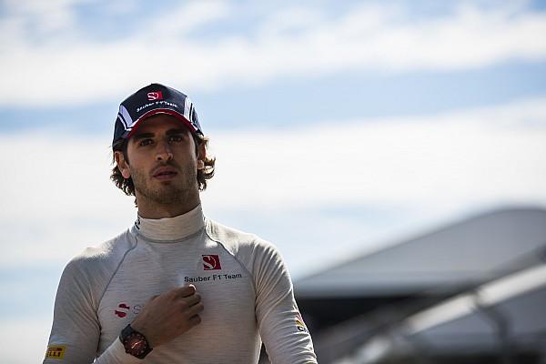 Формула 1 Успешный дебют Джовинацци удивил Sauber