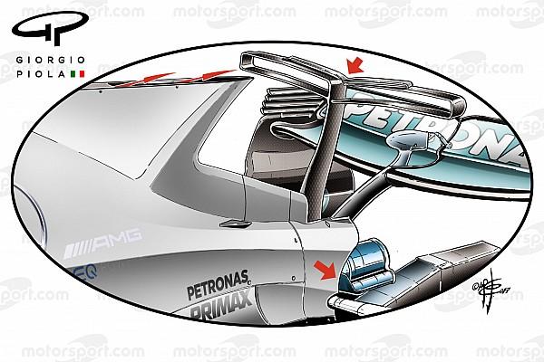 Технический брифинг: в Mercedes спешат охладиться