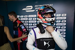 Formule E Nieuws Medische keuring voor Lopez na training Monaco