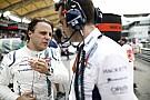 Massa helyzetén nem változtat az, hogy a Williams Kubicával és di Restával tesztel